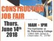 CONSTRUCTION JOB FAIR